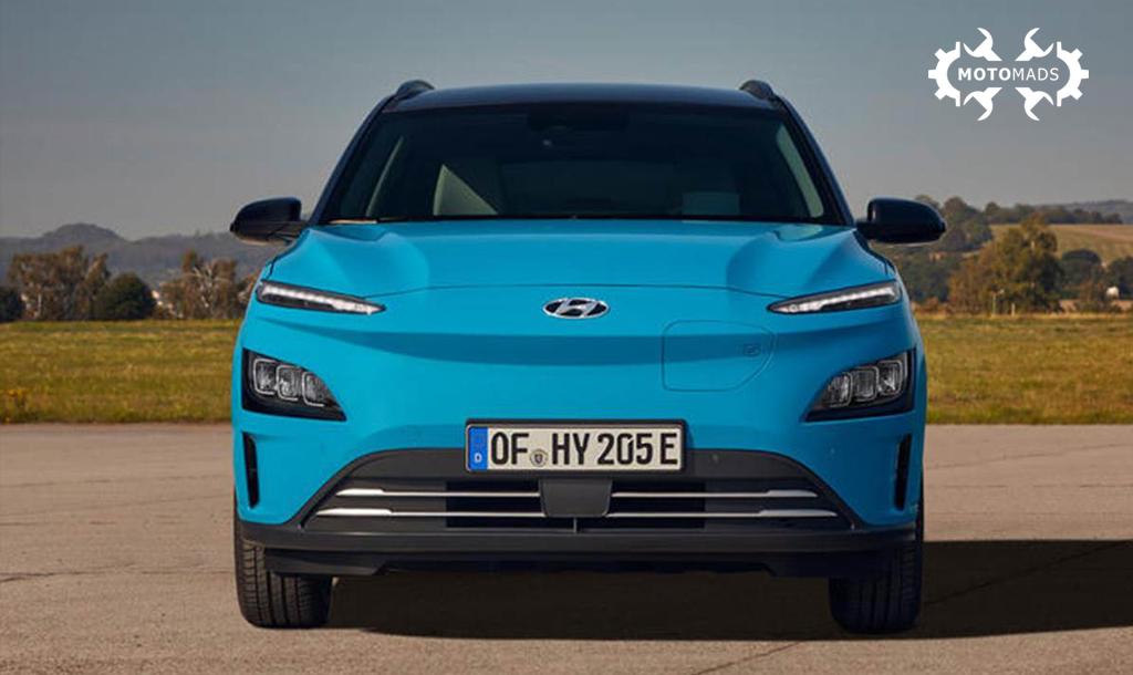Hyundai Kona Facelift revealed for 2021 launch - MotoMads