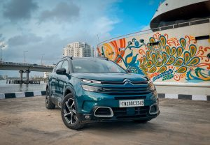 Citroen C5 Aircross Drive Review – A French compact crossover SUV