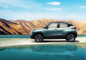 All New Tata Punch Unveiled, Launch On October 20